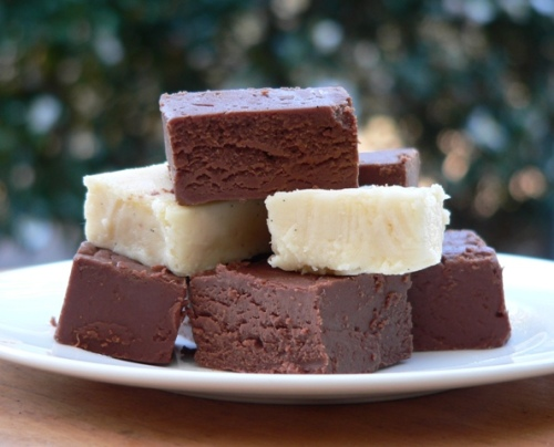 Mouthwatering chocolate fudge