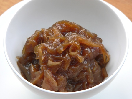 Onion Marmalade | Fig Jam and Lime Cordial