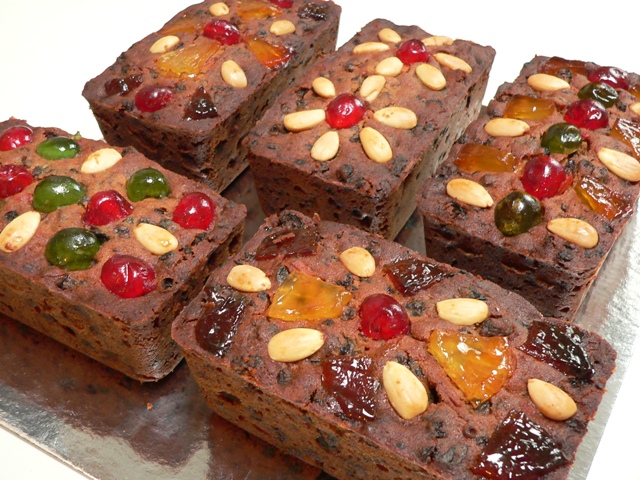Mini Loaf Fruit Cake Recipes