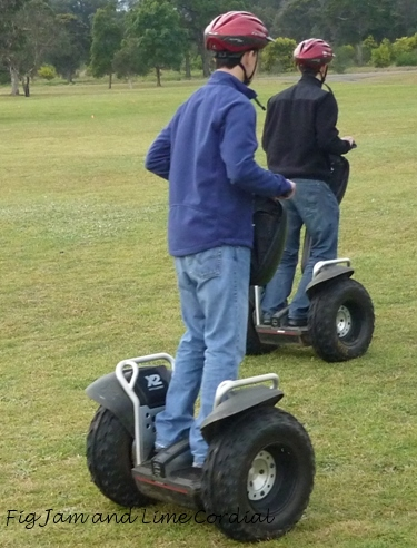 Segways Arent Legal On Roads Or Footpaths In Australia So This Is Really The Only Want To Try Them Out