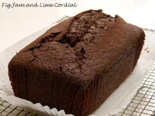 Magimix Chocolate Cake