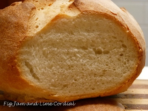 Bread #101: A Basic Sourdough Tutorial | Fig Jam and Lime Cordial